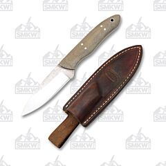 Weatherford Knife Co. Hunter Green Micarta Handles