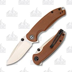 WE Knife Civivi Pintail Brown