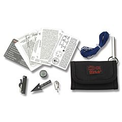 ESEE Knives Izula Gear E&E Wallet Survival Kit Model WALLET-KIT