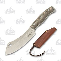 White River Camp Cleaver Olive