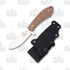White River Sendero Pack Natural Micarta Handle
