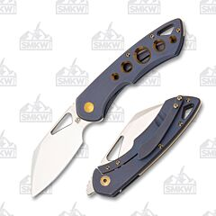 Olamic Cutlery Whippersnapper Sheepsfoot 379-s Kinetic Ocean