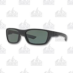 Costa Whitetip Blackout Plastic Sunglasses