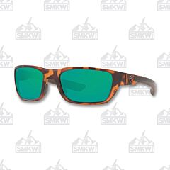 Costa Whitetip Retro Tortoise Shell Sunglasses