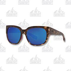 Costa Waterwoman Matte Shadow Tortoise Sunglasses