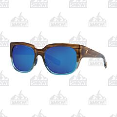 Costa Waterwoman Tortoise Shell Plastic Sunglasses