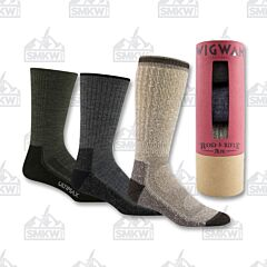 Wigwam Rod and Rifle Outdoor Socks 3-Pack