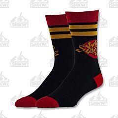 Oooh Yeah! WYLD Men's Crew Socks