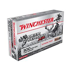 Winchester Deer Season XP 300 Winchester Magnum 150 Grain Extreme Point Polymer Tip 20 Rounds