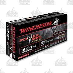 Winchester Power Max Bonded 30-30 170 Grain PHP 20 Rounds