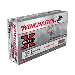 Winchester Super-X 300 Winchester Magnum 150 Grain Pointed Soft Point 20 Rounds