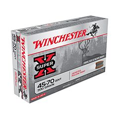 Winchester Super-X 45-70 Government 300 Grain Jacketed Hollow Point 20 Rounds