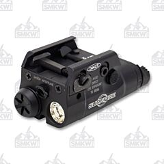 SureFire XC2 Ultra-Compact LED Handgun Light 300 Lumens Pistol Light with Laser Sight Model XC2-A
