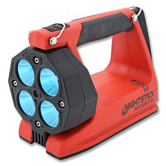 Nightstick INTEGRITAS X-Series Intrinsically Safe Rechargeable Lantern Red