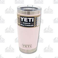 Yeti Rambler 20oz Ice Pink with MagSlider