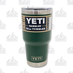 Yeti Rambler 30oz Northwoods Green with MagSlider