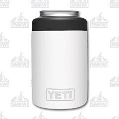 Yeti Rambler Colster White Can Insulator