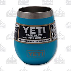 Yeti Rambler 10 oz Wine Tumbler Reef Blue