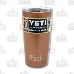 Yeti Rambler 20oz Copper with MagSlider