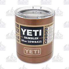 Yeti Rambler 10oz Lowball Copper