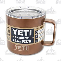 Yeti Rambler 14oz Mug Copper
