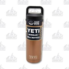 Yeti Rambler 18oz Bottle Copper