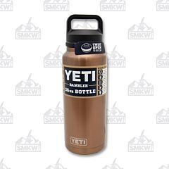 Yeti Rambler 36oz Bottle Copper