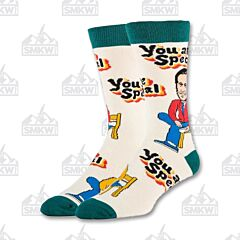 Oooh Yeah! You Are Special Men's Crew Socks