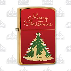 Zippo Nativity Lighter