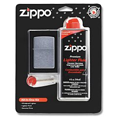 Zippo All In One Lighter Kit