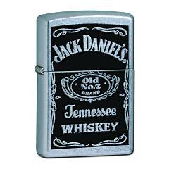 Zippo Jack Daniel's Street Chrome Lighter