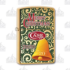 Zippo Case 2020 Christmas Lighter