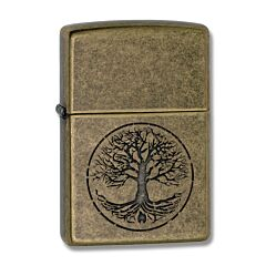 Zippo Tree of Life Lighter
