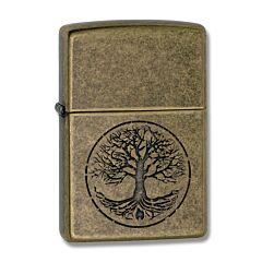Zippo Tree of Life Lighter