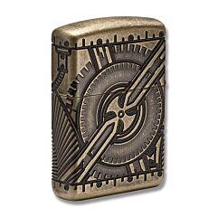 Zippo Steampunk Skull Lighter