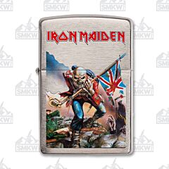 Zippo Iron Maiden Eddie the Head Lighter