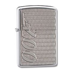 Zippo 007 Logo Chrome Lighter