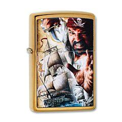 Zippo Mazzi Pirate Lighter