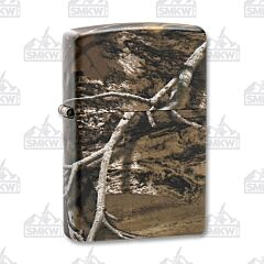 Zippo RealTree Edge Wrapped Lighter