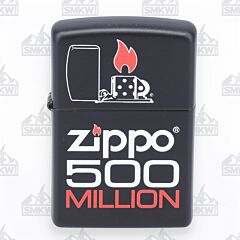 Zippo 500 Million Lighter Special Edition