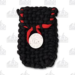 Zippo Paracord Lighter Pouch Black