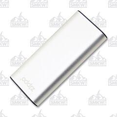 Zippo HeatBank 3 Rechargeable Hand Warmer Silver