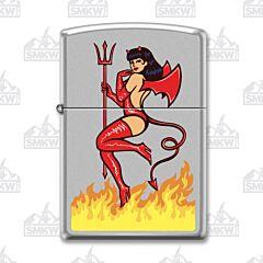 Zippo She Devil Lighter
