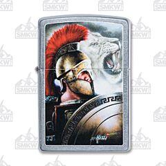 Zippo Mazzi Spartan Lighter