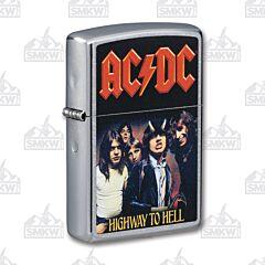 Zippo AC/DC Members Lighter