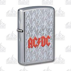 Zippo Street Chrome AC/DC Lighter