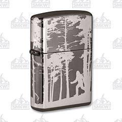 Zippo Squatchin' In The Woods Lighter