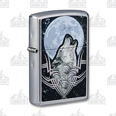 Zippo Celtic Wolf Lighter