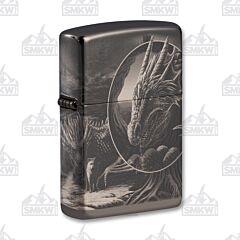 Zippo Lisa Parker Dragon Lighter