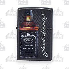 Zippo Jack Daniel's Signature Gray Lighter